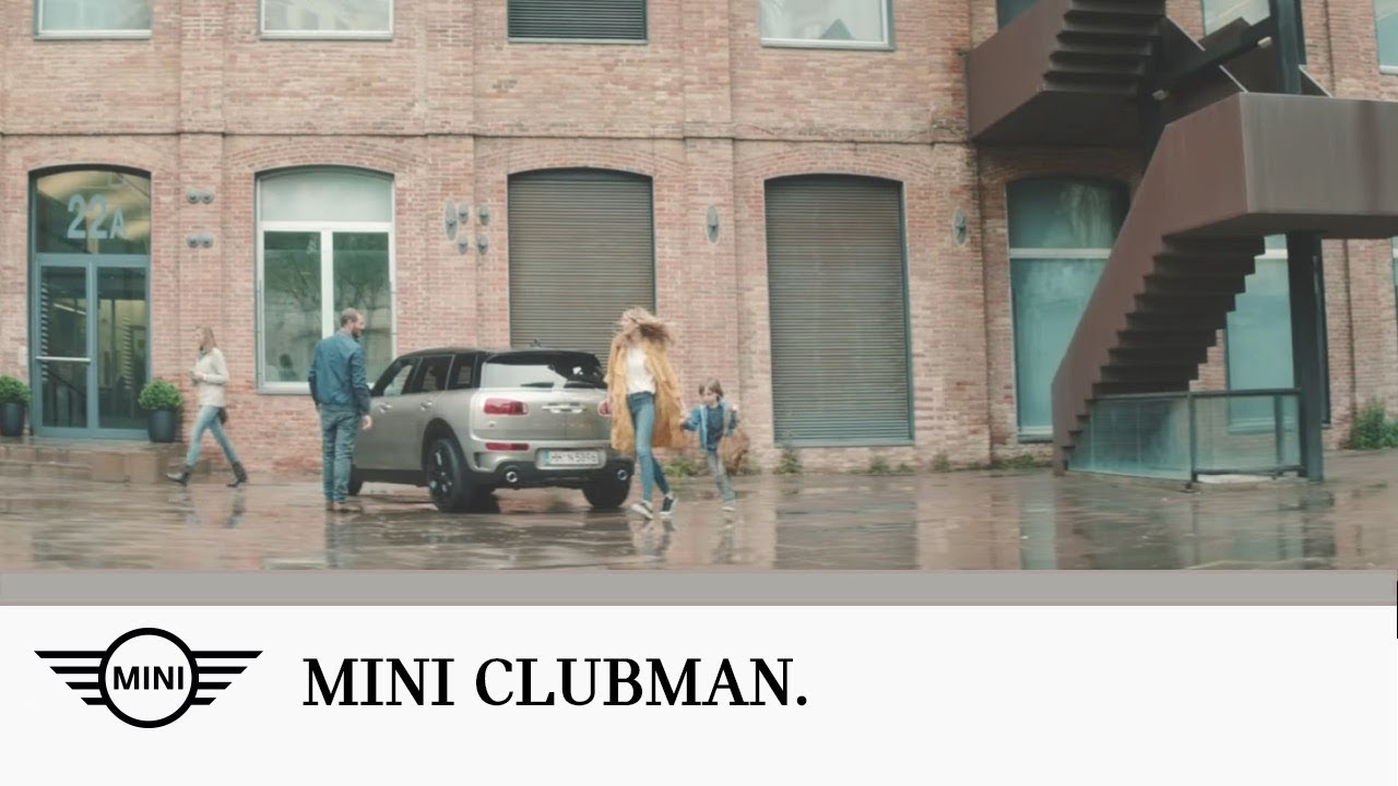 Mini Clubman Keep The Spirit Alive Youtube