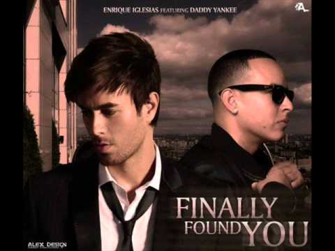 Enrique Iglesias Ft. Daddy Yankee - Finally Found You
