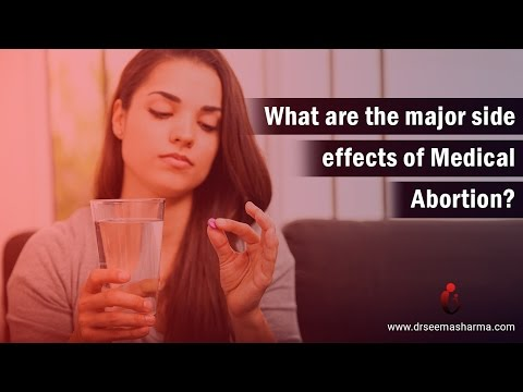 What Are The Major Side Effects Of Medical