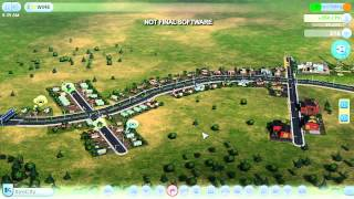 SimCity (2013) Gameplay Footage(Here's a SimCity video showcasing the worldwide debut of direct feed gameplay from the game. Follow SimCity at GameSpot.com!, 2012-10-04T19:30:12.000Z)