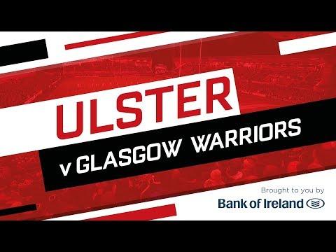 Ulster v Glasgow Warriors | Full match
