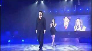 SUPER SHOW 3 DVD | 17. Heechul ft. Krystal - The Way Idols Break Up LIVE (SUPER JUNIOR) 111225