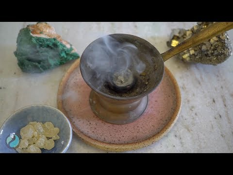 How to Cleanse Your Crystals with Heather Askinosie