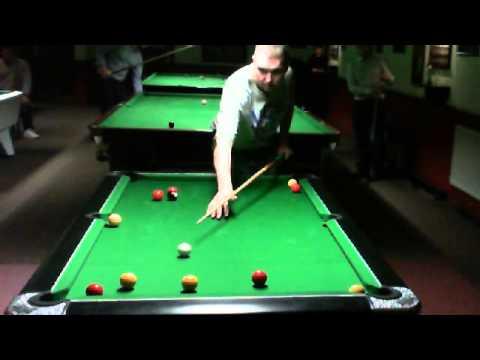 Shane Balding Vs Matt Chapman