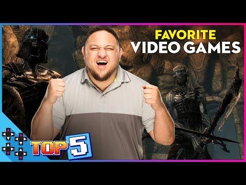 SAMOA JOE's ALL-TIME TOP 5 FAVORITE VIDEO GAMES!