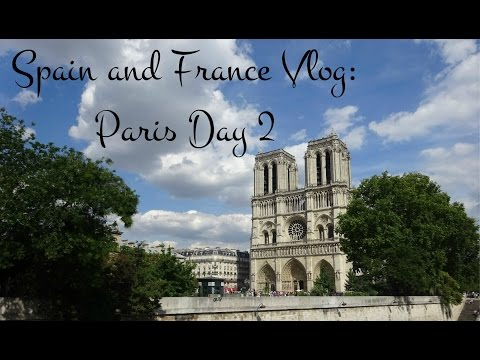 Spain and France Travel Vlog | Day 8: Paris
