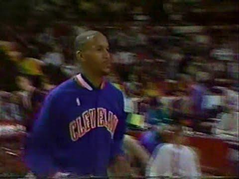 Ron Harper (36pts/10rebs/6asts/4blks) vs. Bulls (1989)