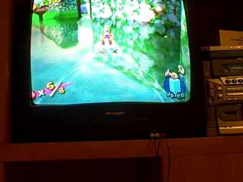 super mairo sunshine part 5 so many coins to colect