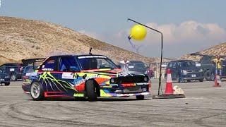 Lebanon Drift - Kifah Hilal BMW e30 2jz Drifting 2017 Video