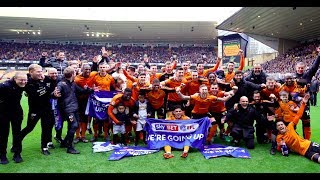 Here's the fans' story of Wolves promotion to the Premier League   ITV News