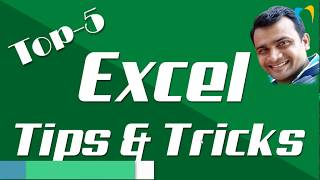 Top 5 Excel Tips and Tricks _ Mamun Academy _ HD _ EP-2