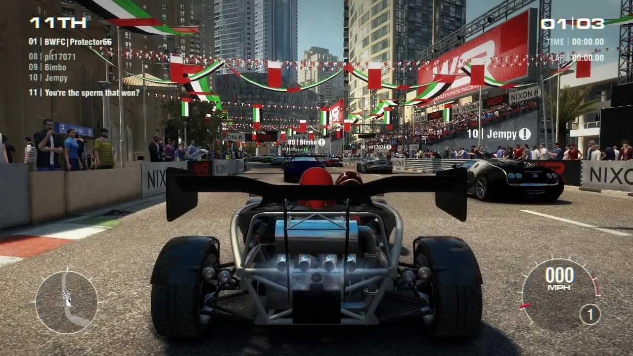 Grid autosport matchmaking