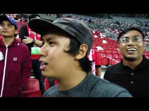 Singapore Vs Lebanon [Matchday Vlog]