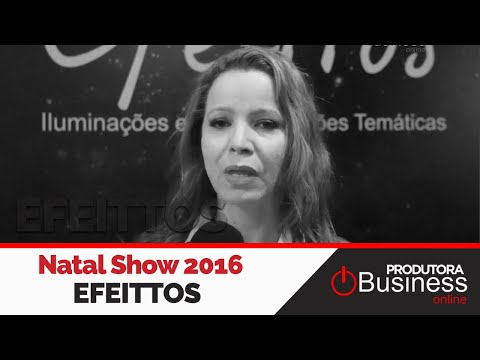Natal Show 2016 Efeittos