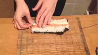 Як приготувати економ варіант суші / Как приготовить эконом вариант суши