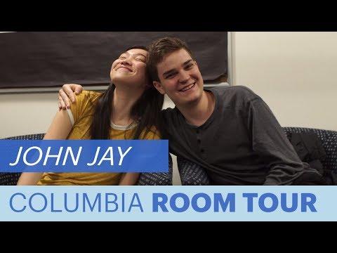 John Jay Hall Room Tour | Columbia University