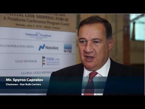 2018 6th Analyst & Investor Forum - Interview with Mr. Spyros Capralos