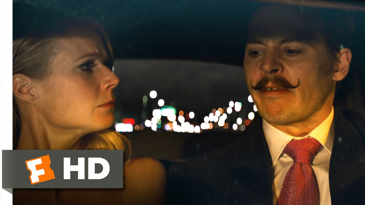Mortdecai (7/10) Movie CLIP - Shellfish at a Catered Affair? (2015) HD -  YouTube