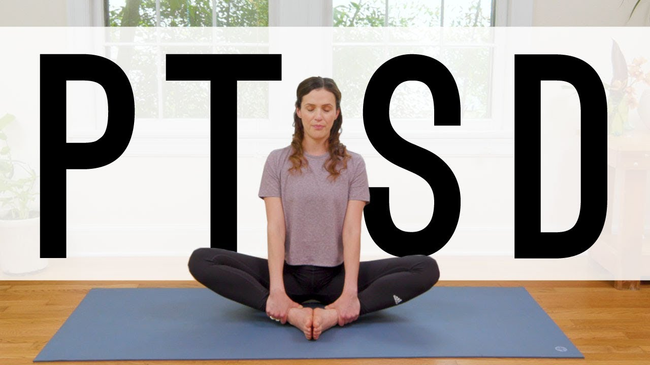 Download Yoga For Post Traumatic Stress - PTSD  |  Yoga With Adriene