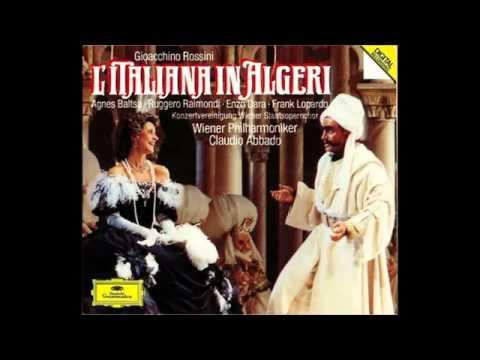 Rossini L'Italiana In Algeri Ruggero Raimondi