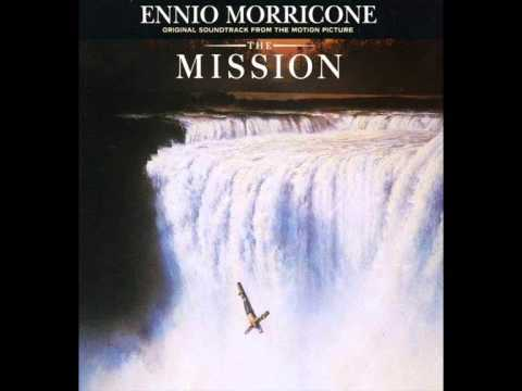 Ennio Morricone - On Earth As It Is In Heaven [THE MISSION, UK - 1986]