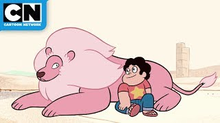 The First Time We Met Lion | Steven Universe | Cartoon Network