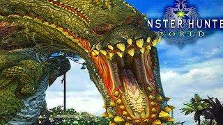 FINALLY HUNTING THE WORLD EATER, DEVILJO! - Monster Hunter World Gameplay