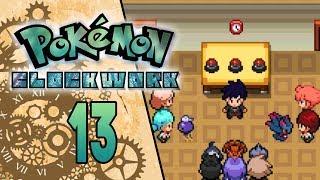 Pokemon Clockwork Part 13 NEW FRIENDS! Pokemon Fan Game Gameplay Walkthrough