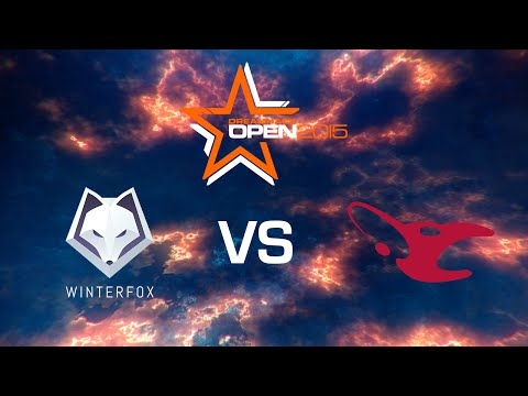 Winterfox vs. Mousesports - Dust 2 - Group Stage - Game 1 - DreamHack Open Stockholm 2015