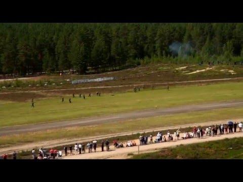 Jämi fly in 2014 Airshow (full)(lähes koko lentonäytös)