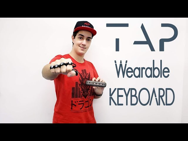 TAP, Teclado e Mouse Wearable! - Daily Review Exclusivo!!