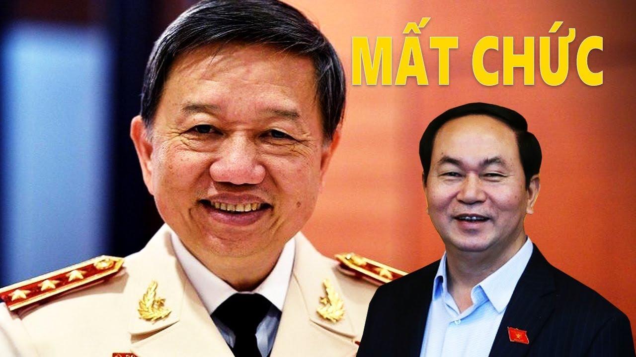 Xuất hiện 2 ứng viên sáng giá thay thế Trần Đại Quang và Tô Lâm trước hội  nghị TW7 là ai