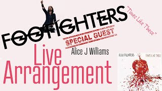 """Times Like These""  By the Foo Fighters Live Arrangement Cover