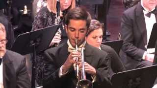 Concerto for Trumpet - Arutiunian  - Pacific Symphonic Wind Ensemble & Andrew Lennox