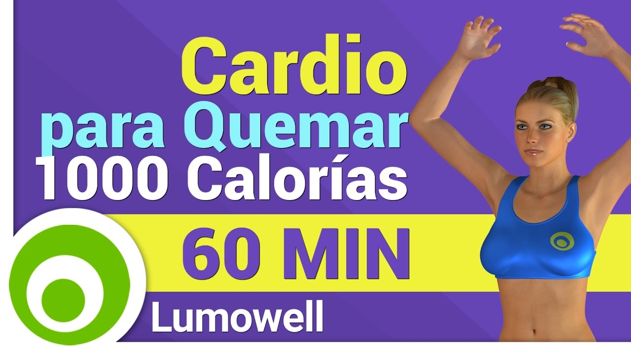 cuanto correr para quemar 1000 calorias