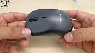 Logitech Silent M220 Mice unboxing