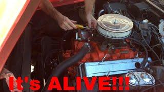 Barn Find!!! 1974 Corvette Stingray! Continued......Part 2! IT'S ALIVE!!!