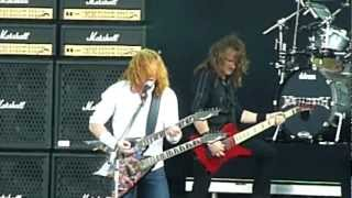 Megadeth - Trust (Live - Download Festival, Donington, UK, June 2012)