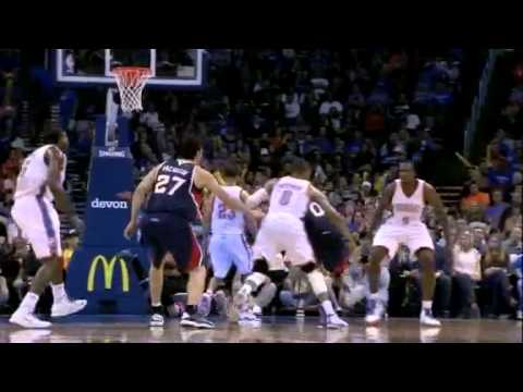 Atlanta Hawks | Top 5 Dunks Of The 2012-13 Season