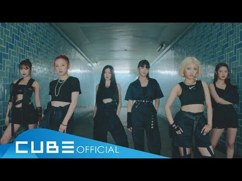 (여자)아이들((G)I-DLE) – 'Uh-Oh' M/V Teaser 2
