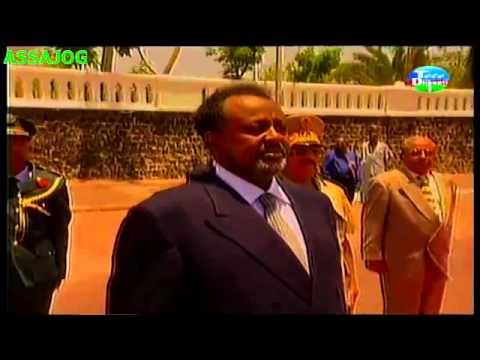 Djibouti:  Souvenir l'ascension au pouvoir de son excellence Ismail Omar Guelleh