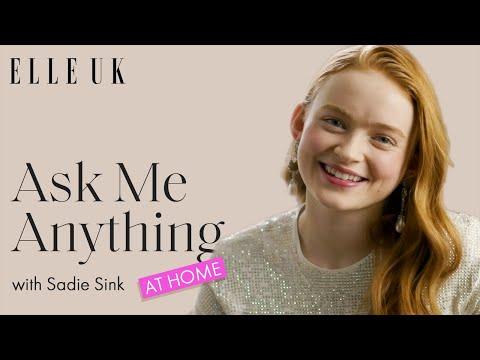 Sadie Sink On 'Fear Street', 'Stranger Things' And Adjusting To Fame | ELLE UK