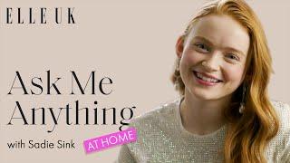 Sadie Sink On 'Fear Street', 'Stranger Things' And Adjusting To Fame