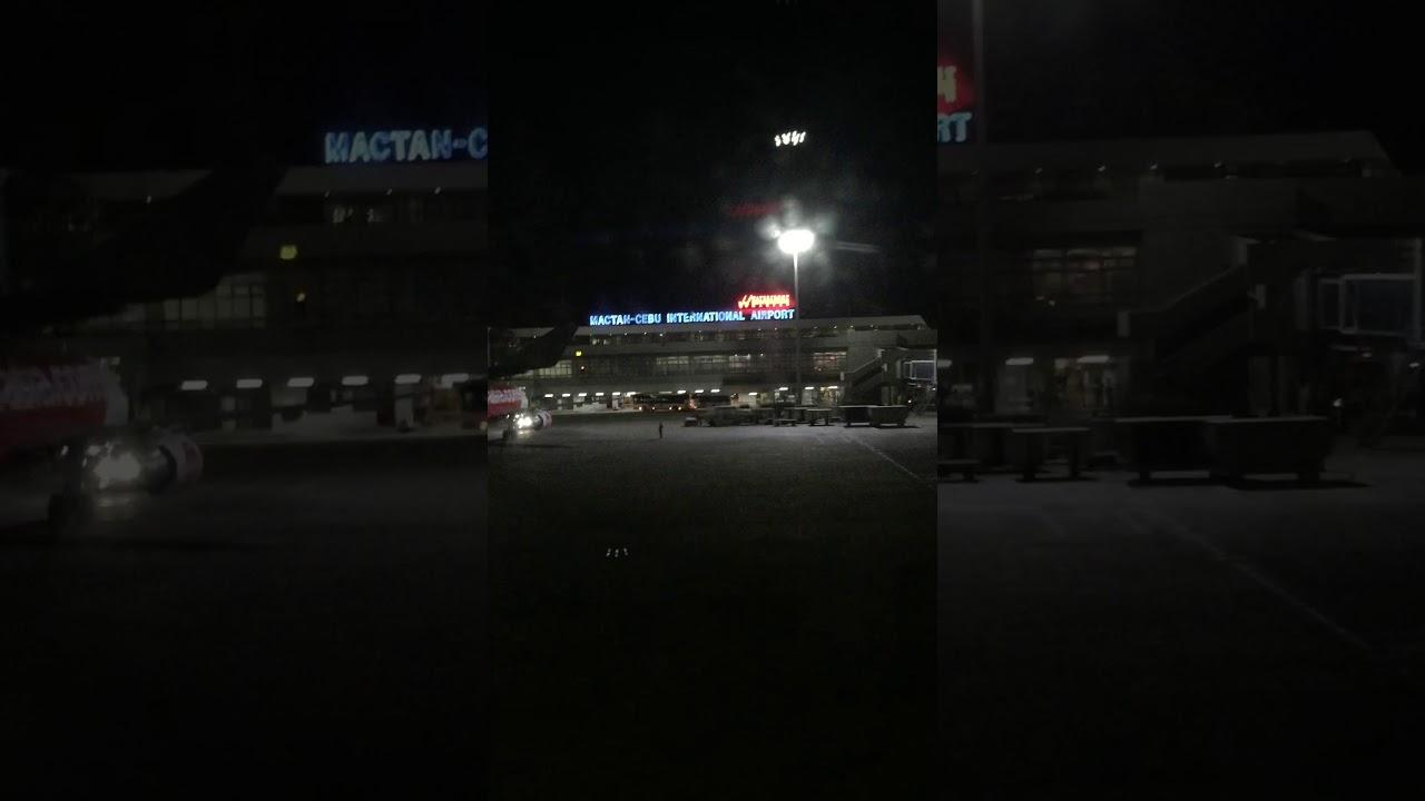 Mactan cebu airport 2018 dec