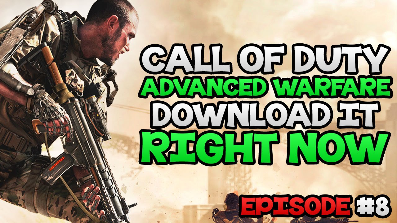 Download Advanced Warfare: DOWNLOAD NOW On Xbox! - Countdown To Launch #8   Call of Duty