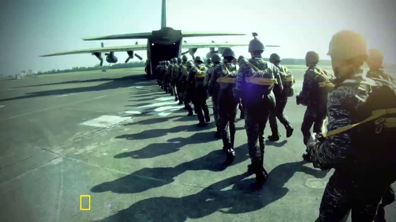 國家地理頻道 臺灣菁英戰士:陸戰蛙人 第六集 預告 - YouTube