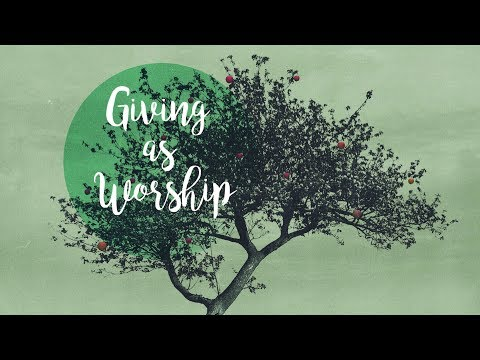 Giving as Worship: Giving All to Receive Something Greater, Matthew 13:44