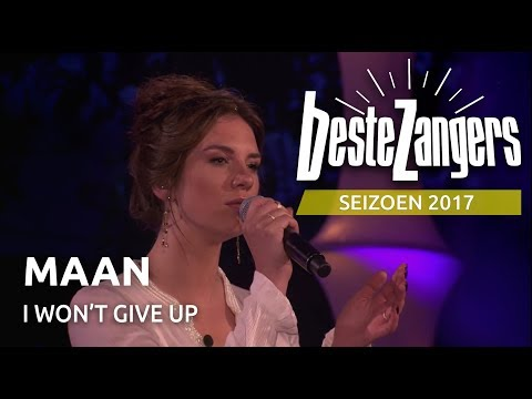 Maan - I won't give up | Beste Zangers Mp3