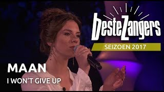 Maan - I won't give up | Beste Zangers