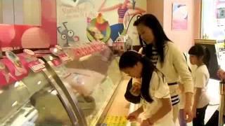 100年冰淇淋店戶外教學44